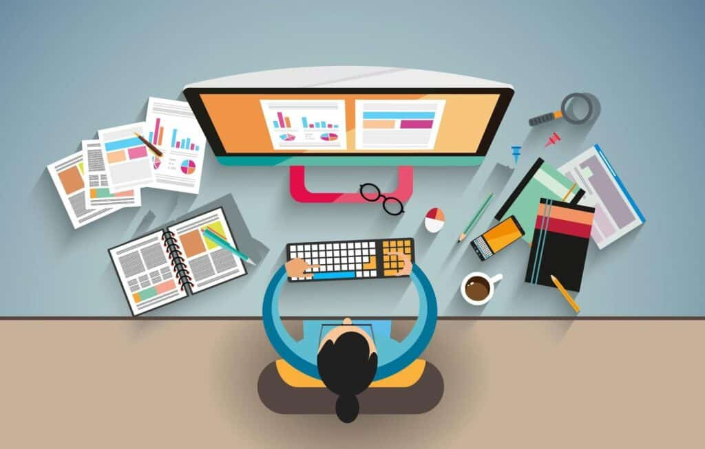Graphic Design software tools for virtual assistance best