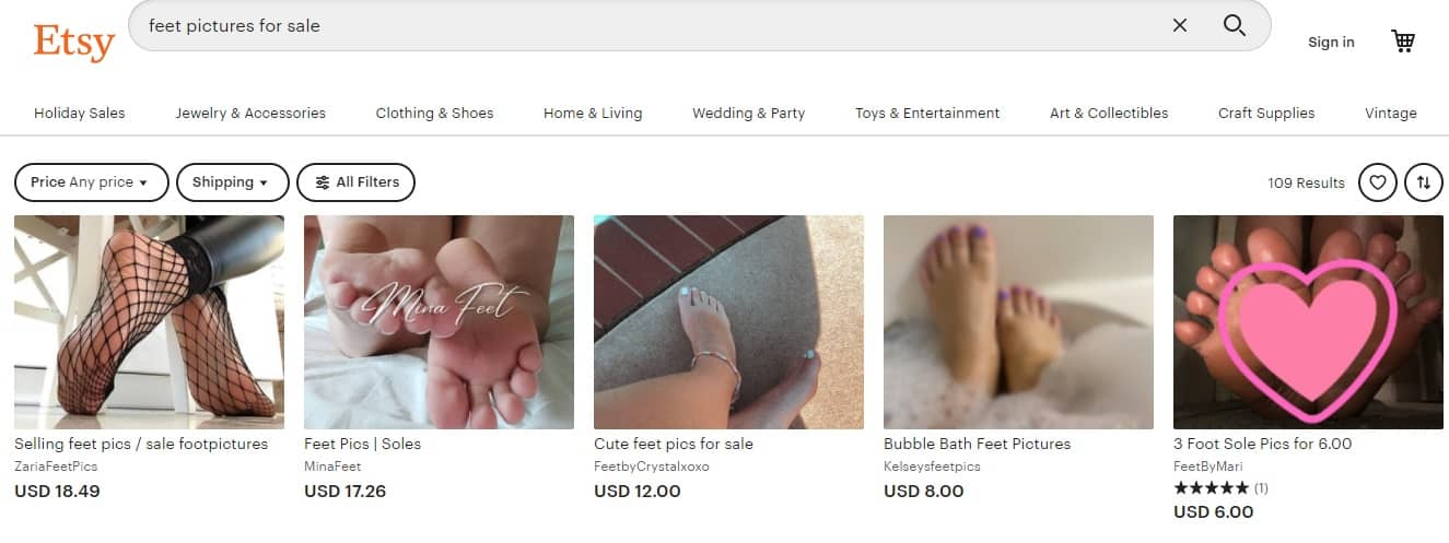 Where to sell feet pics Sell Pictures on etsy to sell feet pics Etsy - How to sell feet photos on Etsy