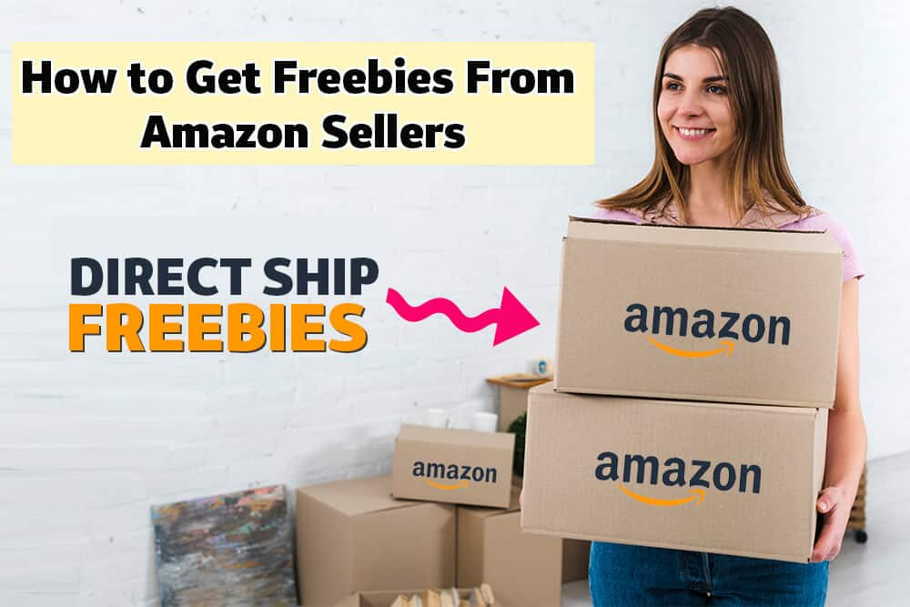 Get Free Random Items From Amazon Sellers- Amazon Direct Ship Freebies